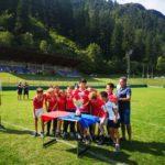 Gli Esordienti si piazzano al secondo posto nel Torneo Rossoblu di Arta Terme