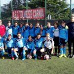 Under 14, a San Daniele finisce in goleada